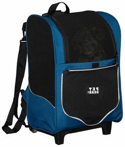 Pet Gear I-GO2 Roller Backpack, Travel Carrier, Car Seat for