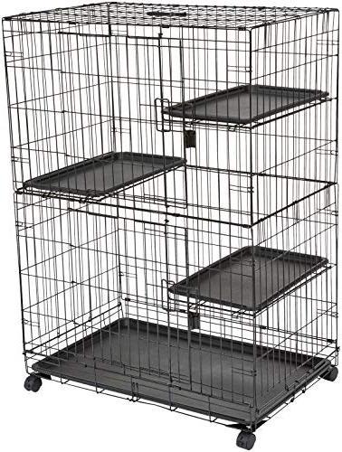 3 tier cat cage playpen