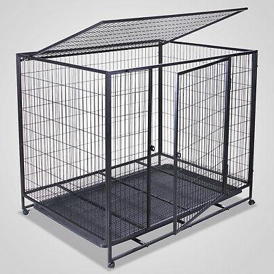 "48"" PET CAGE HEAVY LARGE"