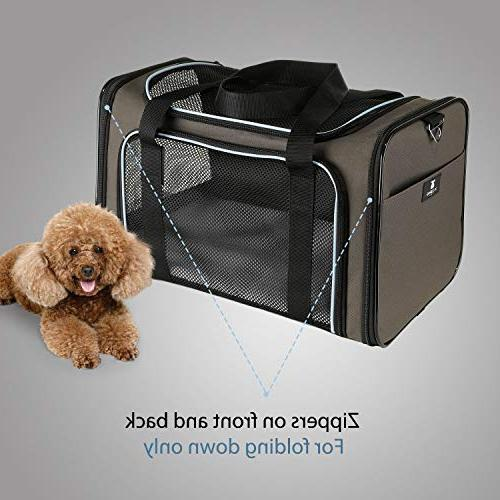 X-ZONE Approved Pet Pet Carrier Medium