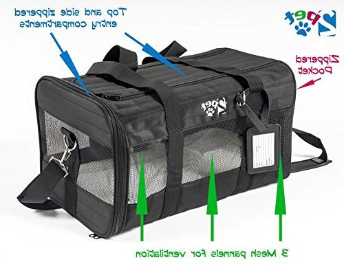 2pet Airline Pet Carrier Under Seat Perfect