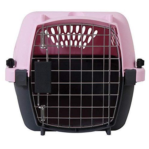 Aspen Pet Porter Pet with Lock, 9 Colors