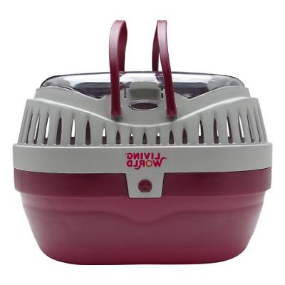carrier cage for small animals pet travel