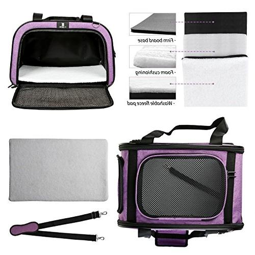 for Airline Approved Pet Travel Carrier,Portable Puppies