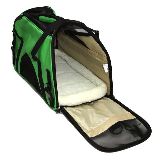 OxGord Soft-Sided Carrier Green