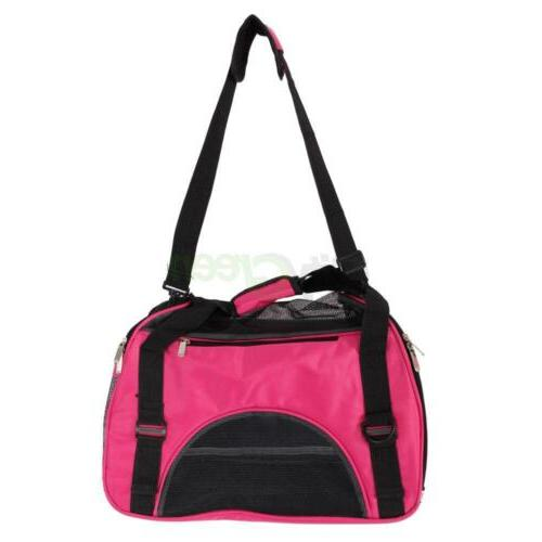 Comfort Pet Handbag Carrier Bags Small Animals S