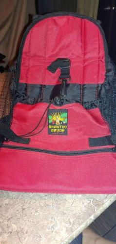 Outward Hound Dog Backpack Carrier for Small Dogs dog Pet Po