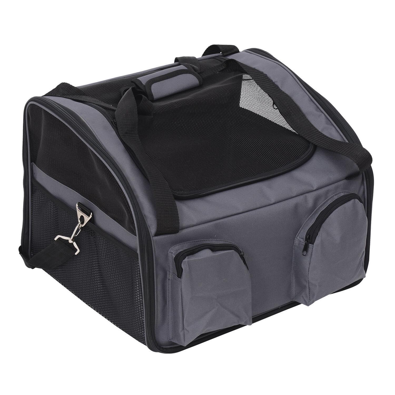 Dog Bag Carrier Cat Handbag Crate Portable