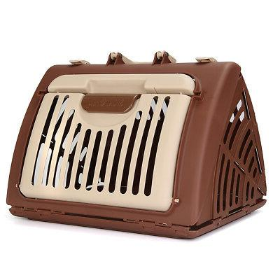 Dog Pet Carrier Kennel Cage House