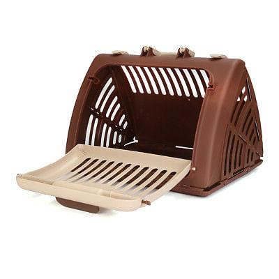 Dog Hard Pet Carrier Foldable Training Kennel