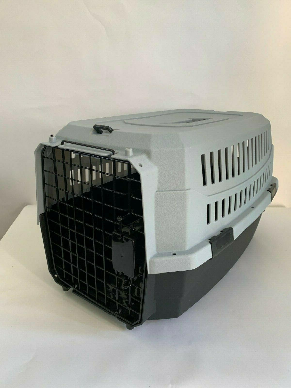 dog kennel crate pet cats cage hard