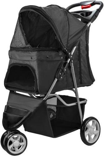 elite jogger pet stroller 3