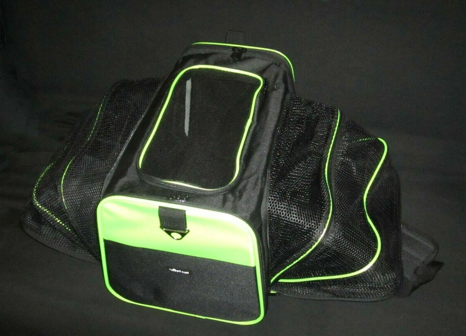 expandable foldable airline approved pet carrier medium