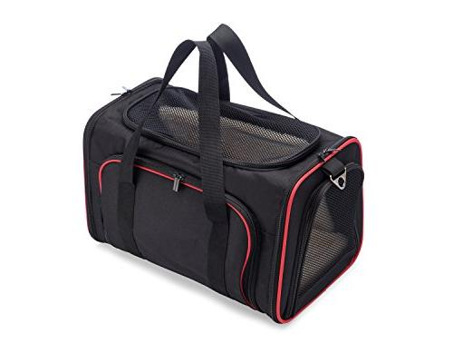mypal Pet Carrier, Airline Approved for Carry Luggage. for Puppies, More!