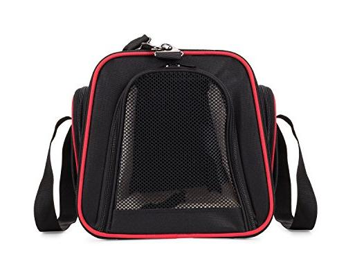 mypal Expandable Carrier, Airline Carrier for Easy Luggage. Puppies, More!