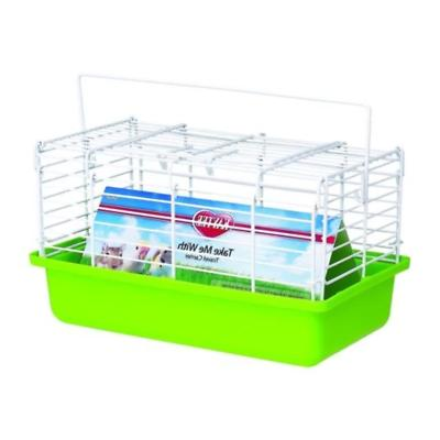 Super Pet Hamster Take Me Home Small Travel Carrier, Colors