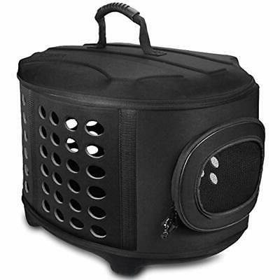 hard cover pet carrier