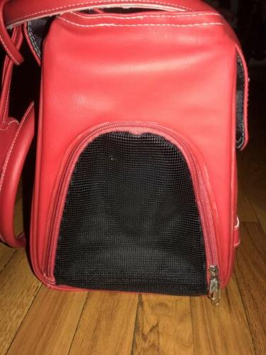 Luxury Travel Bag for Small Animals Up 22