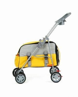BestPet Leopard Stroller/Carrier/Car Travel Carrier