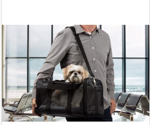 Sherpa Deluxe Pet Carrier - - Plum