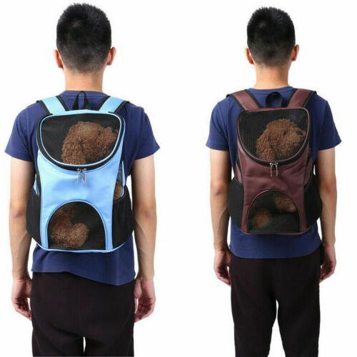 Outdoor Shoulder Dog Backpack Pet Travel Windows