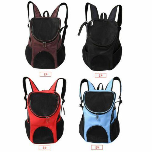 Outdoor Double Shoulder Bag Cat Backpack Pet Travel Windows