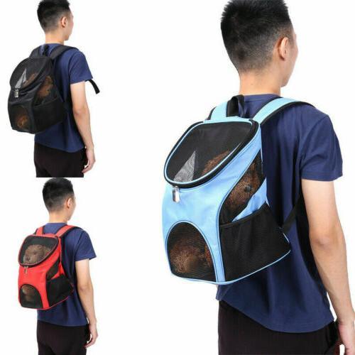 Outdoor Shoulder Bag Cat Backpack Travel Windows
