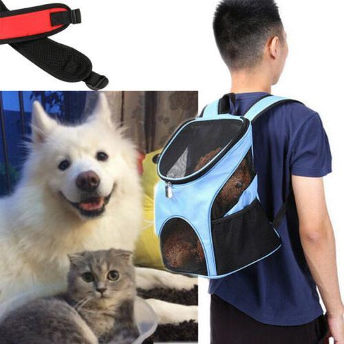 outdoor pet carrier double shoulder bag dog