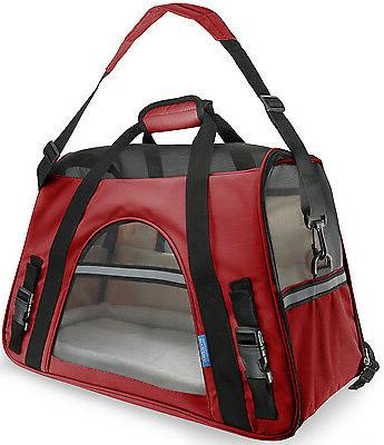 Pet Carrier Cat Dog Travel Tote
