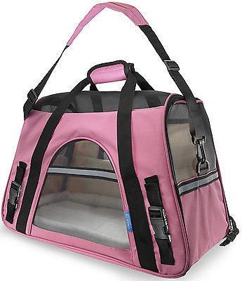 Pet Carrier Cat Dog Comfort Tote Bag