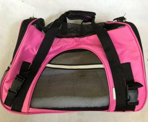 paws and pals airline approved pet carrier