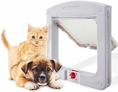 Paws & Door Locking For Pets Lockable Entry