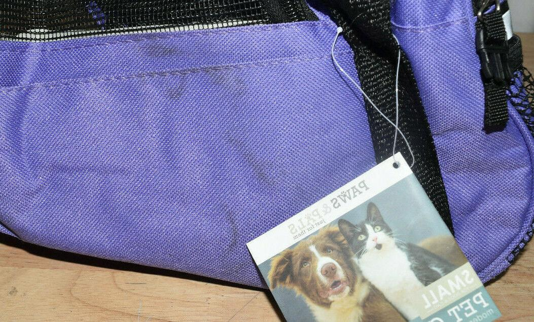 Paws Pals Pet Carrier,