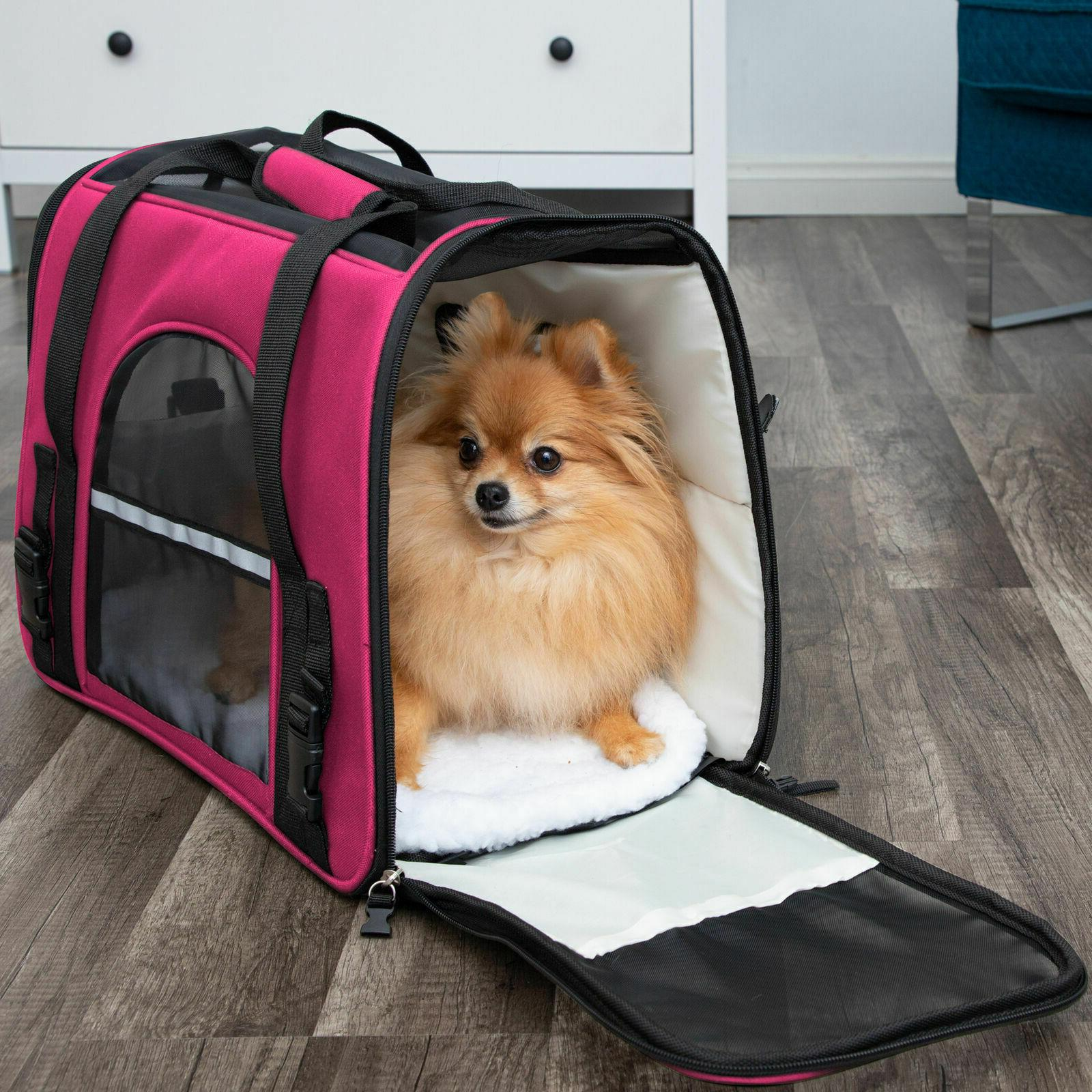 Pet Carrier Case Soft Sided Cat