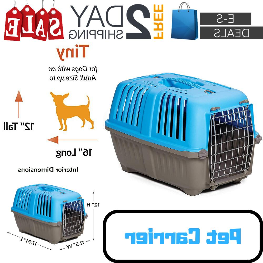 pet carrier for dog cat home or