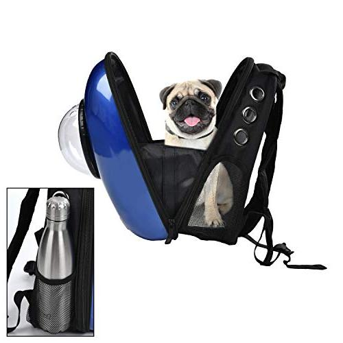 Oranlife Puppy Carrier Knapsack Waterproof for Cats and Small Animals