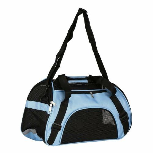 Pet Carrier Large Comfort Travel Approved