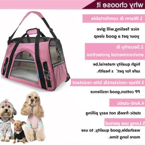 US Pet Sided Travel Bag Approv