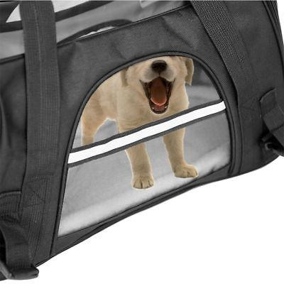 Pet Small Cat/Dog Travel Bag Oxford