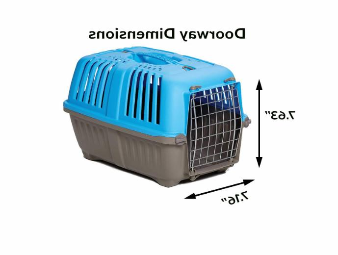 Pet Cat Travel Cage Portable Small 19