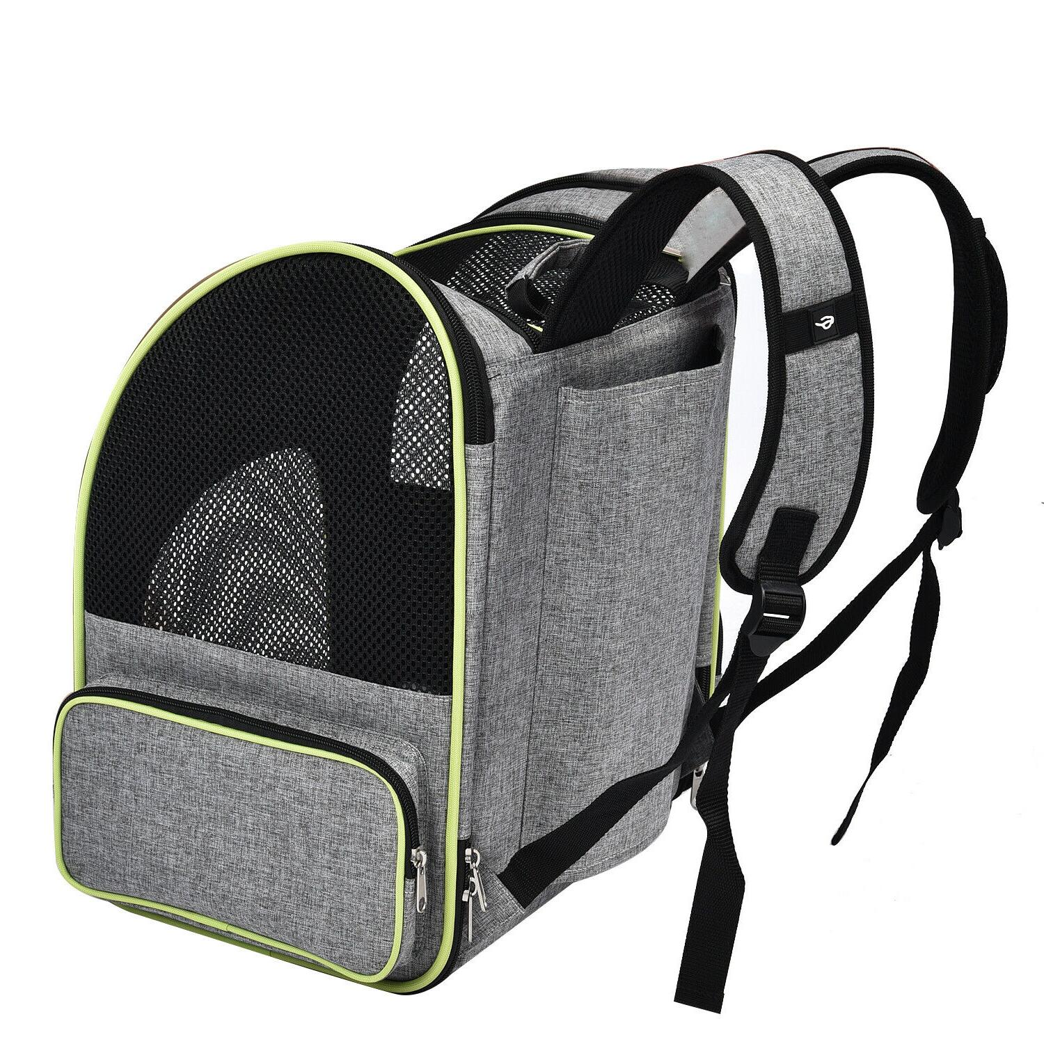 Pet Backpack Breathable Tote