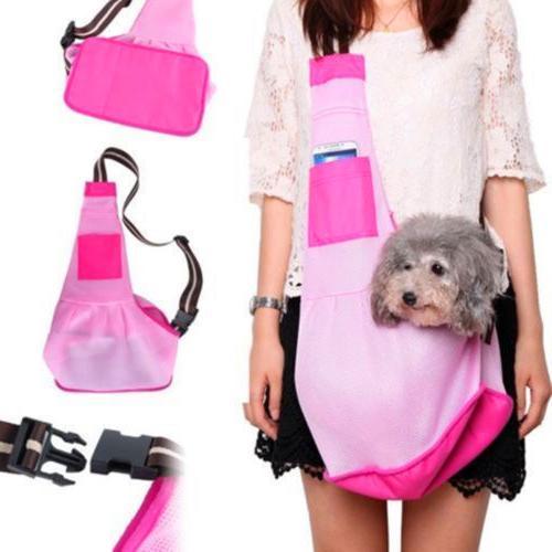 Pet Carrier Bag Strap Travel Backpack