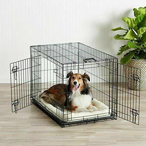 pet kennel cat dog 2door