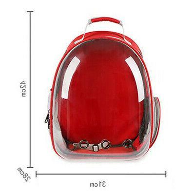 Pet Portable Space Travel Cat Bag Transparent