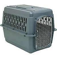 Petmate Pet Porter Large, Light Gray
