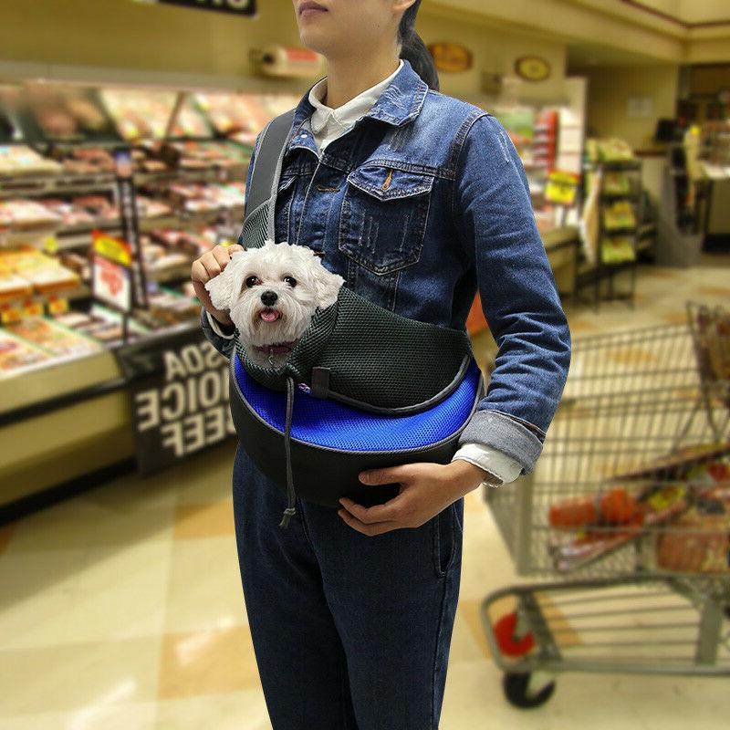 Pet Puppy Cat Carrier Travel Shoulder