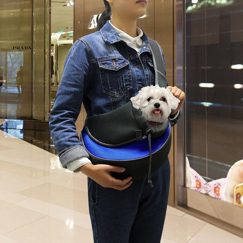 Pet Puppy Dog Carrier Comfort Travel Shoulder