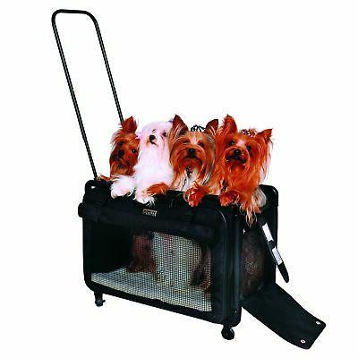 pet wheels stroller