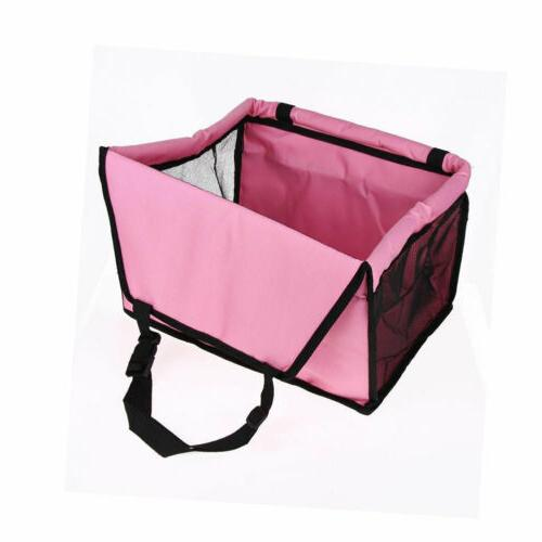 Portable Car Seat Folding Bag Cat Puppy