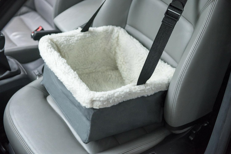 portable pet car seat folding dog cat